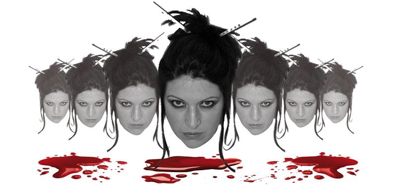 Cover book I profili dell'assassino-the profiles of the assassin