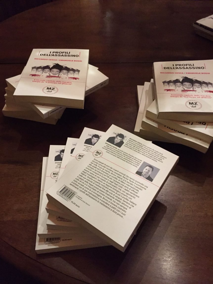 I Profili dell'Assassino - The Profiles of the Assassin - Books